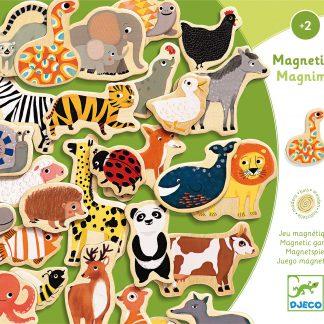 djeco magneten dieren