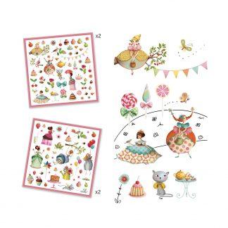 Stickers, stickerboeken & kleurboeken