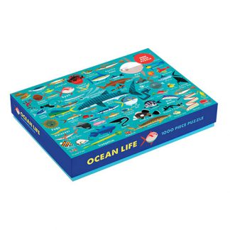 mudpuppy puzzel 1000 stukjes ocean life