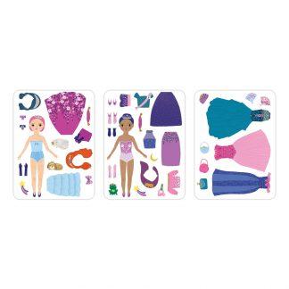 magnetic dress-up princess magic mudpuppy