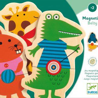 magneten djeco belty