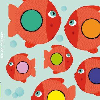 puzzel- en kleurencombinatiespel djeco