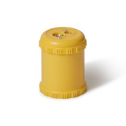 puntenslijper tonnetje geel