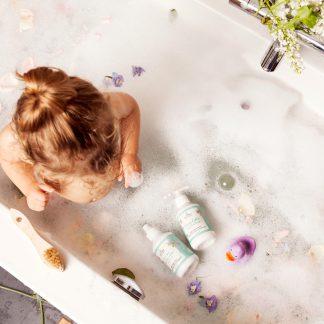 the gift label baby shampoo lamou
