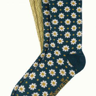 king louie socks 2-pack