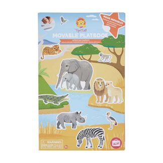 tiger tribe speelboek african safari