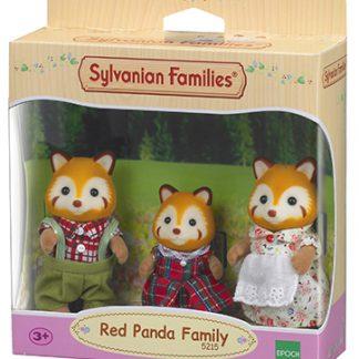 sylvanian families red panda familie