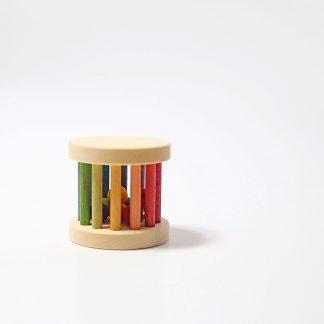 grimm's mini rolwiel hout