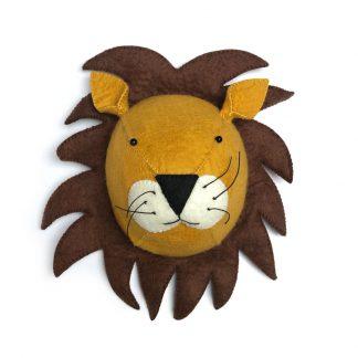 gamcha wanddecoratie leeuw