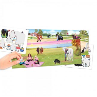 miss melody stickerboek pocket