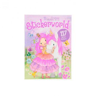 princess mimi stickerworld depesche