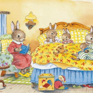 bunnie's bedtime story jean gilder