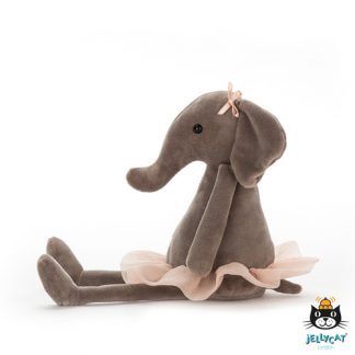 jelly cat dancing darcey elephant small