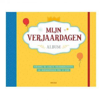 mijn verjaardagen album deltas