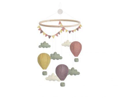 gamcha mobile luchtballonnen pastel