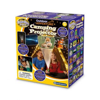 camping projector