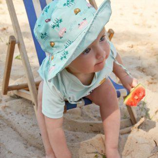 LÄSSIG splash and fun sun hat zonnehoedje