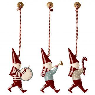 maileg kerst hangers drie pixies