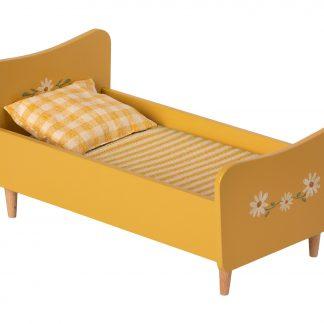 maileg houten bed