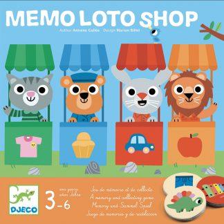 djeco spel memo loto shop